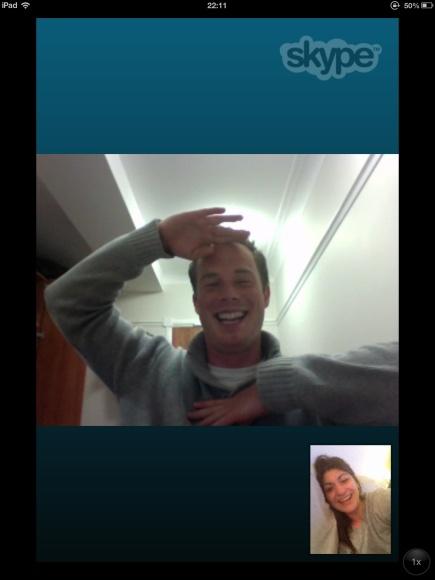 Skype matchmaking