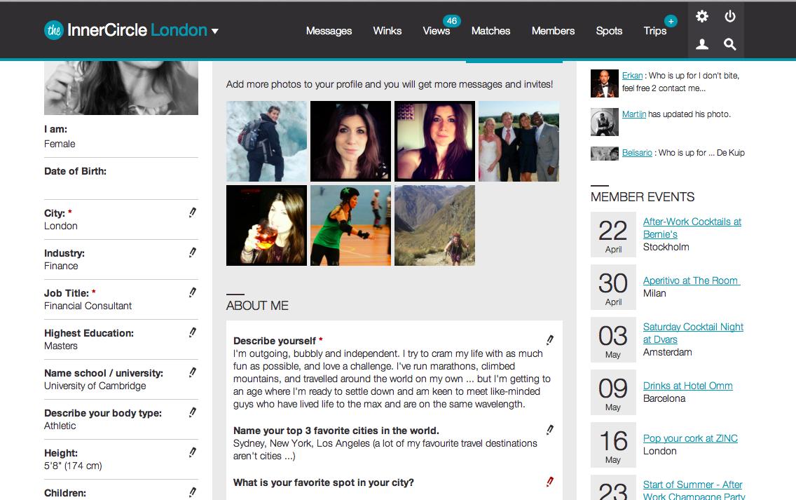 amsterdam dating app