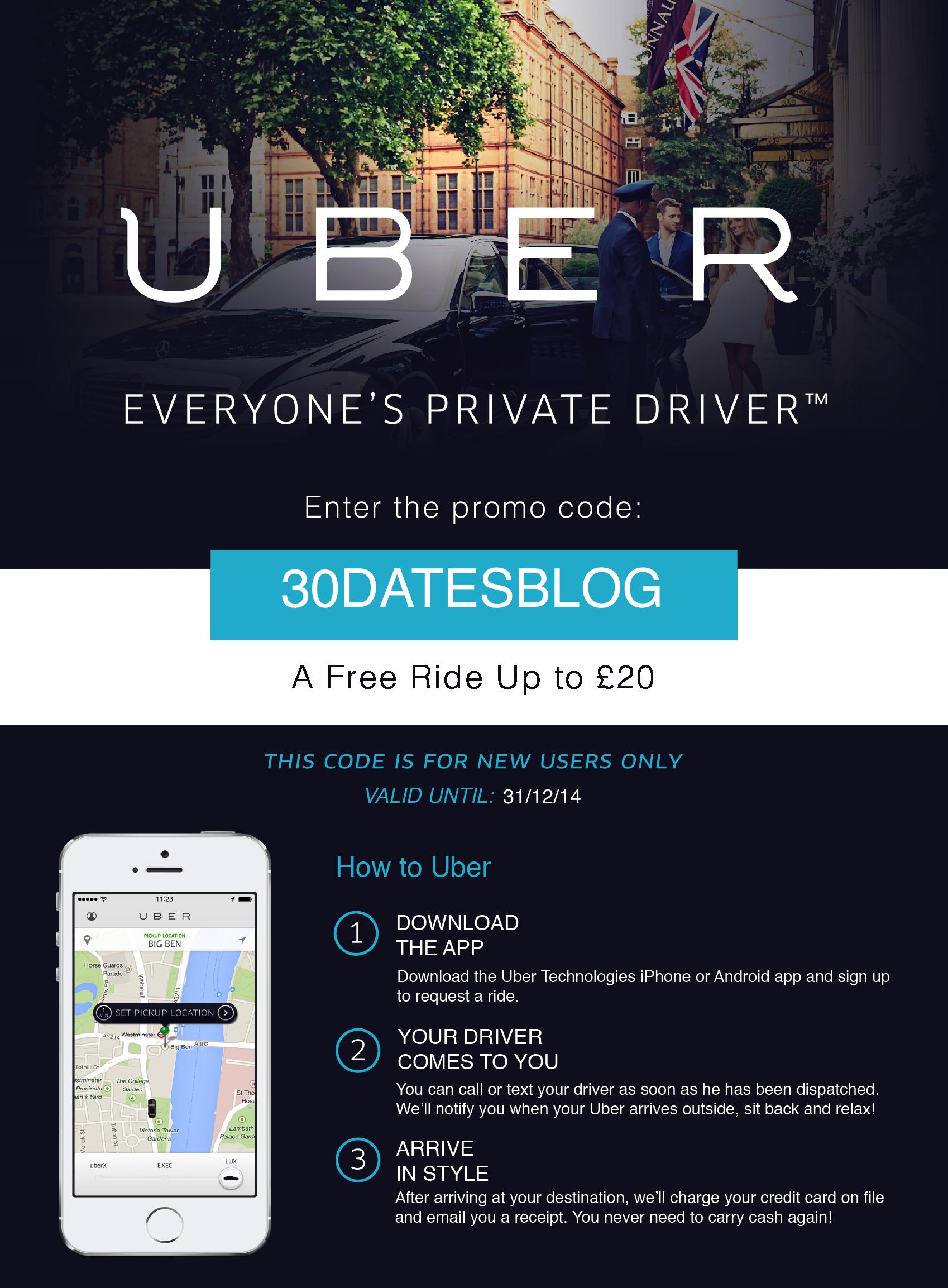 Uber dating