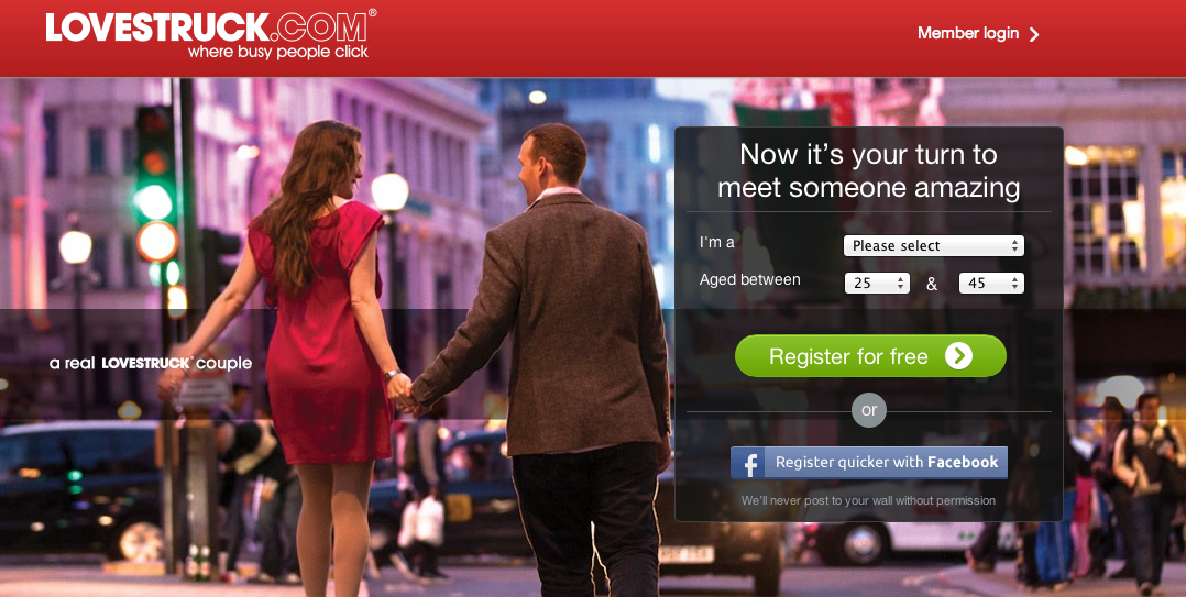lovestruck dating site reviews