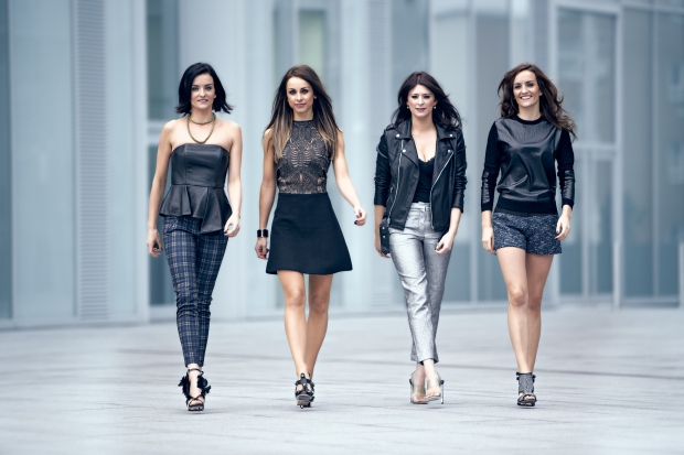 B*witched walking image