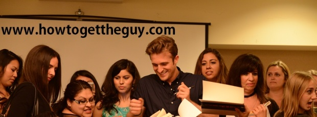 Matt and girls book signing[1]