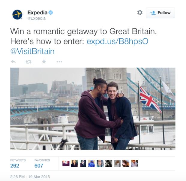 Expedia Twitter