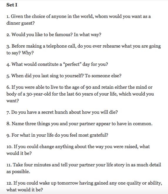 Fun Questions To Ask Someone You Are Dating