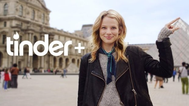 Tinder Plus Paris