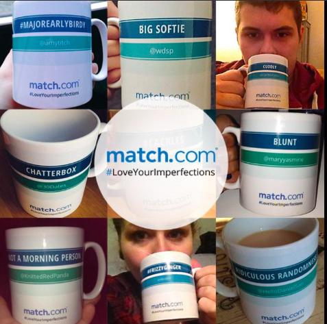 Match.com Mugs